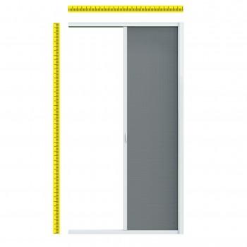 Moskitiera rolowana - drzwiowa