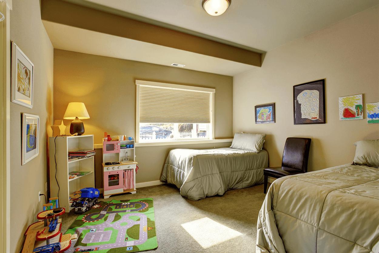 Jak zaaranżować pokój dla chłopca i dziewczynki?