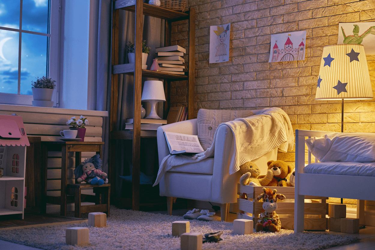 Jak urządzić pokój dziecięcy?